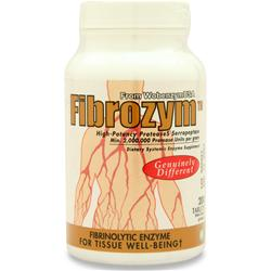 NATURALLY VITAMINS Fibrozym 200 tabs