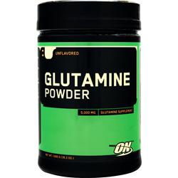 OPTIMUM NUTRITION Glutamine Powder Unflavored 1000 grams