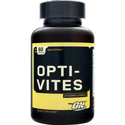 Optimum Nutrition Opti-Vites 60 caps