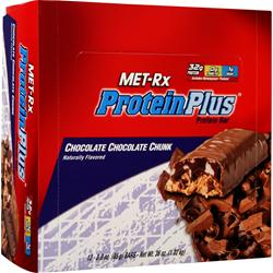 MET-RX Protein Plus Bar Choc. Choc. Chunk 12 bars
