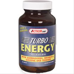 Action Labs Turbo Energy 60 tabs