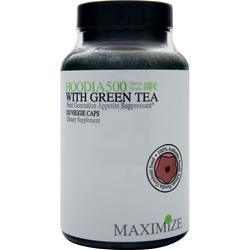 Maximum International Hoodia 500 with Green Tea 120 vcaps