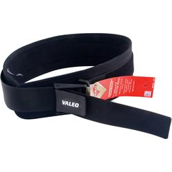 Valeo Competition Classic Lifting Belt 4 in. - Black (M) 1 belt