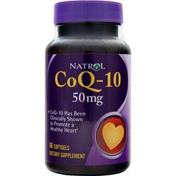 Natrol Coenzyme Q-10 (50mg) 60 caps