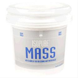 NATURE'S BEST Isopure Mass Dutch Chocolate 7 lbs