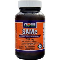 NOW SAMe (200mg) 60 tabs
