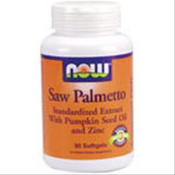 NOW Saw Palmetto (80mg) 90 sgels