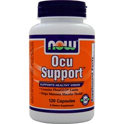NOW Ocu Support 120 caps