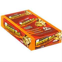 LABRADA Rockin' Roll Bar Nutty Peanut 12 bars