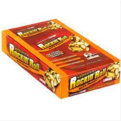 Labrada Rockin' Roll Bar Nutty Peanut 12 bars