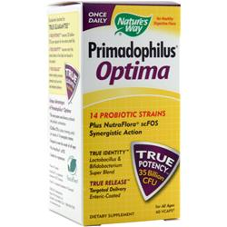 NATURE'S WAY Primadophilus Optima 60 vcaps