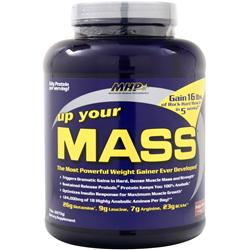 MHP Up Your Mass Fudge Brownie 5 lbs