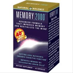 Natural Balance Memory 2000 42 caps