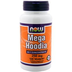 NOW Mega Hoodia (250mg) 120 vcaps