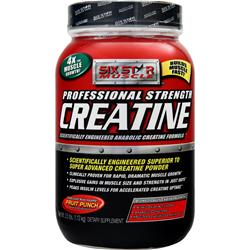 Iovate Six Star Body Fuel - Advanced Creatine Fruit Punch- 2.5 lbs