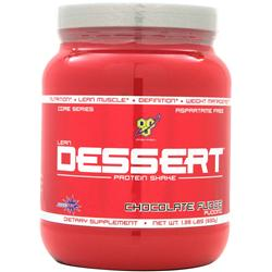 BSN Lean Dessert Protein Chocolate Fudge Pudding 1.39 lbs