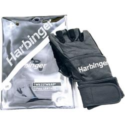 Harbinger Classic Wristwrap Glove Black (XXL) 2 glove