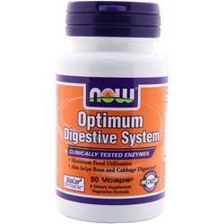 NOW Optimum Digestive System 90 vcaps