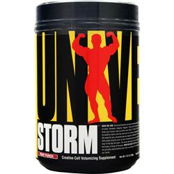 UNIVERSAL NUTRITION Storm - Muscle Cell Volumizer Fruit Punch 1.67 lbs