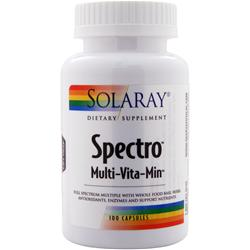 SOLARAY Spectro Multi-Vita-Min 100 caps