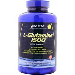 MRM L-Glutamine 1500 150 caps