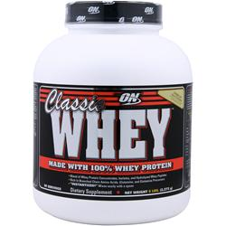 Optimum Nutrition Classic Whey Vanilla Ice Cream 5 lbs