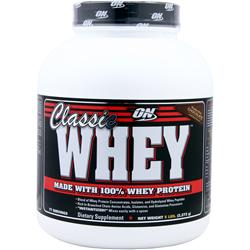 Optimum Nutrition Classic Whey Double Rich Chocolate 5 lbs