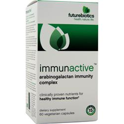 FUTUREBIOTICS ImmunActive 60 vcaps