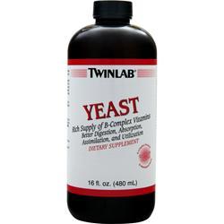 TwinLab Liquid Yeast 16 fl.oz