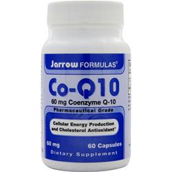 JARROW Co-Q10 (60mg) 60 caps