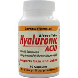 Jarrow Bioavailable Hyaluronic Acid (50mg) 60 caps