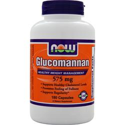 NOW Glucomannan 180 caps