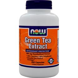 NOW Green Tea Extract (400mg) 250 caps
