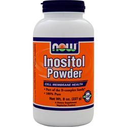NOW Inositol Powder 16 oz