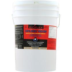 BIOPLEX NUTRITION 100% Whey Protein Vanilla Creme 22 lbs