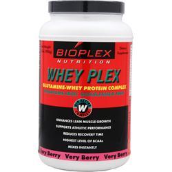 BIOPLEX NUTRITION Whey Plex Very Berry 2 lbs