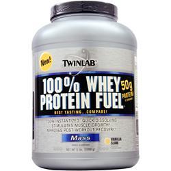TwinLab 100% Whey Protein Fuel Vanilla Slam 5 lbs