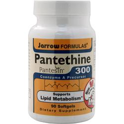 JARROW Pantethine (450mg) 60 sgels