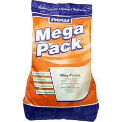 NOW Whey Protein Dutch Choc (Mega Pack) 10 lbs