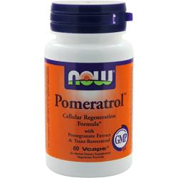 Now Pomeratrol 60 vcaps