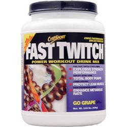 Cytosport Fast Twitch Go Grape 2.04 lbs