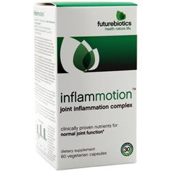 FUTUREBIOTICS InflamMotion 60 vcaps