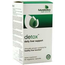 Futurebiotics Detox 60 vcaps