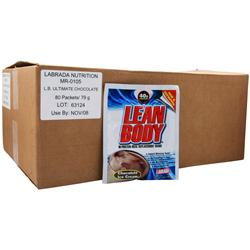Labrada Lean Body Shake Chocolate Ice Cream 80 pckts