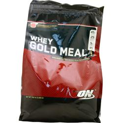 OPTIMUM NUTRITION Whey Gold Meal Chocolate Creme 7.62 lbs