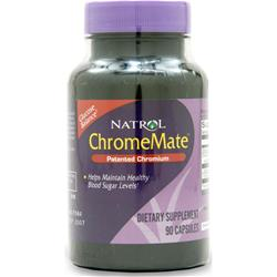 NATROL ChromeMate (200mcg) 90 caps