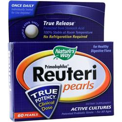 NATURE'S WAY Primadophilus Reuteri (pearls) 60 unit