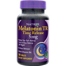 NATROL Melatonin - Time Released (5mg) Time Release 100 tabs