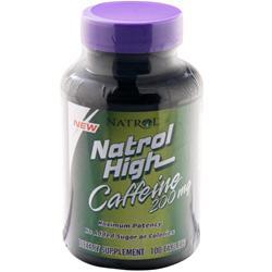 Natrol Natrol High Caffeine (200mg) 100 tabs