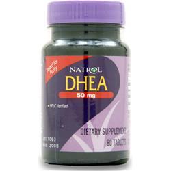 Natrol DHEA (50mg) 60 tabs